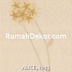 ALICE, 1043