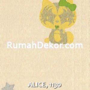 ALICE, 1130