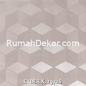 CYBER X, 29726