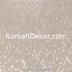 CYBER X, 29820