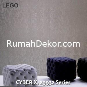 CYBER X, 29932 Series