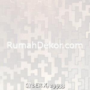CYBER X, 29933