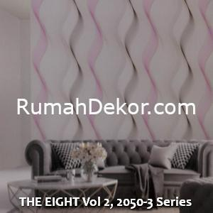 THE EIGHT Vol 2, 2050-3 Series