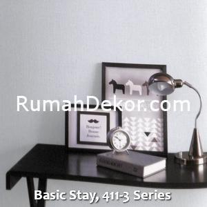 Basic Stay, 411-3 Series