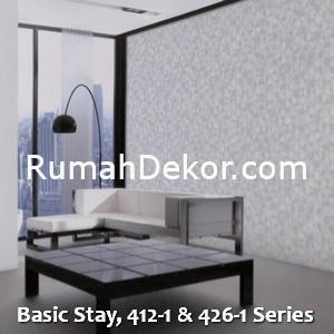 Basic Stay, 412-1 & 426-1 Series