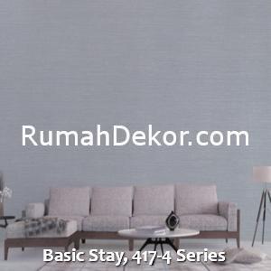 Basic Stay, 417-4 Series