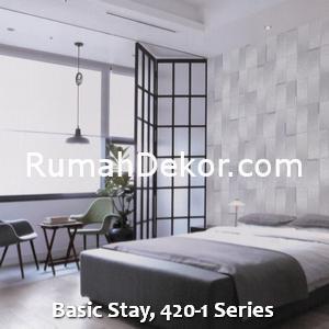 Basic Stay, 420-1 Series