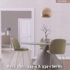 Basic Plus, 434-4 & 434-1 Series
