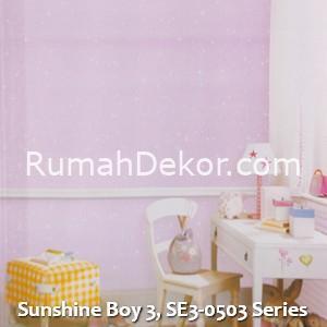 Sunshine Boy 3, SE3-0503 Series