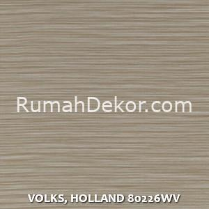 VOLKS, HOLLAND 80226WV