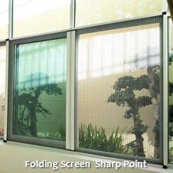 Folding Screen Sharp Point