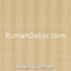 Maestro, 12-7880