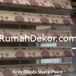 Ares Blinds Sharp Point